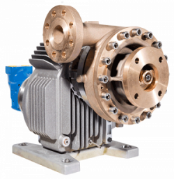 Hydraulic centrifugal pump - Cryostar