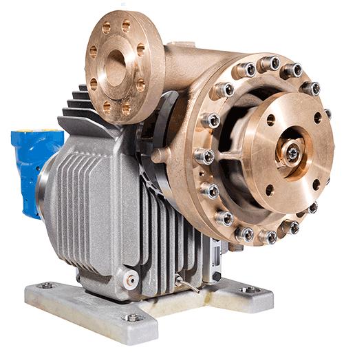 pompe centrifuge hydraulique- Cryostar