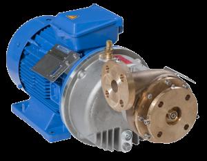 pompe centrifuge électrique mono-étagée avec réducteur