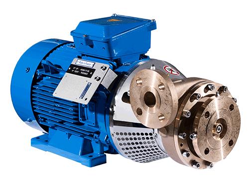 pompe centrifuge électrique mono-étagée haute vitesse