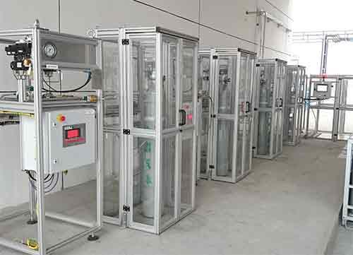 Liquid-filling-system