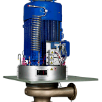 Electric centrifugal pump - Cryostar
