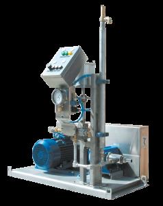 High pressure Pumps - Cryostar