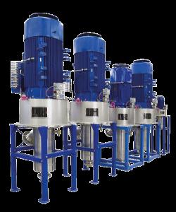 pompe centrifuge électrique multi-étagée